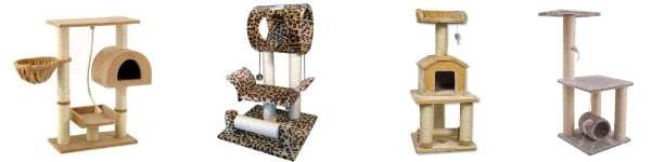 Bush Dwelling Cat Trees