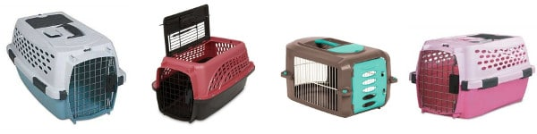 Hard Sided Cat Carrier