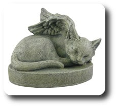 The Sympathy Cat Angel Memorial