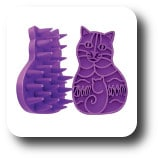Rubber Cat Brush