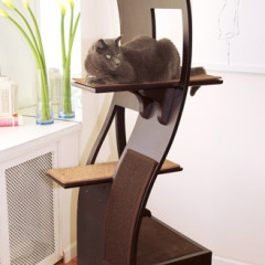 Refined Feline Lotus Cat Tower Review