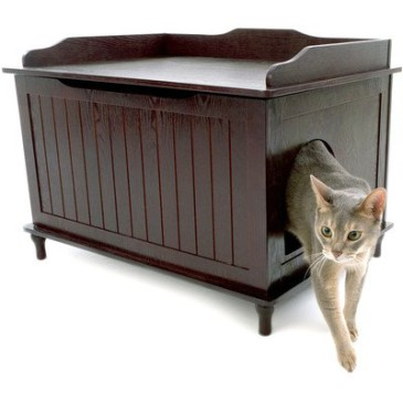 Top 10 Pieces of Litter Box Furniture